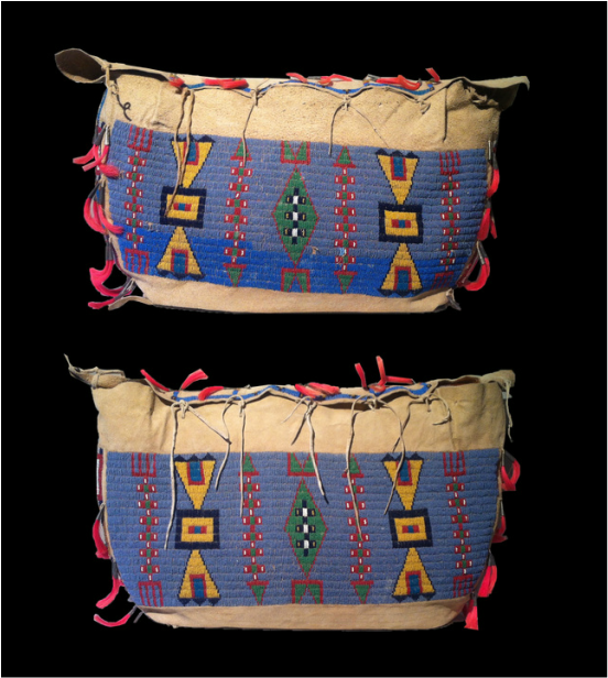 Pair of Lakota Possible Bags