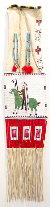 Cheyenne River Lakota Pipebag