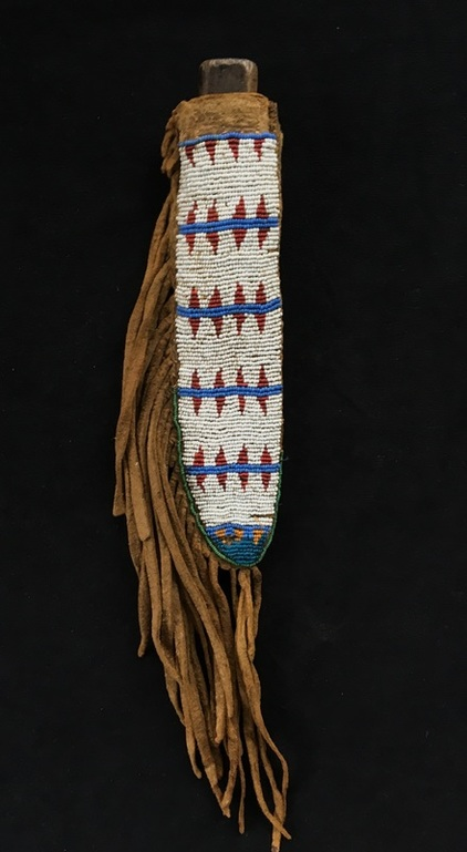 Cree Knifecase with fringe