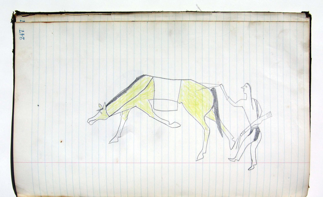 Lakota Ledger Book