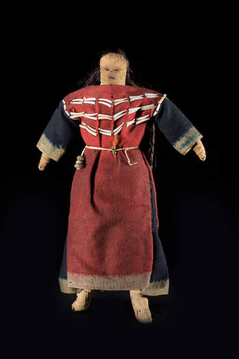 Lakota doll
