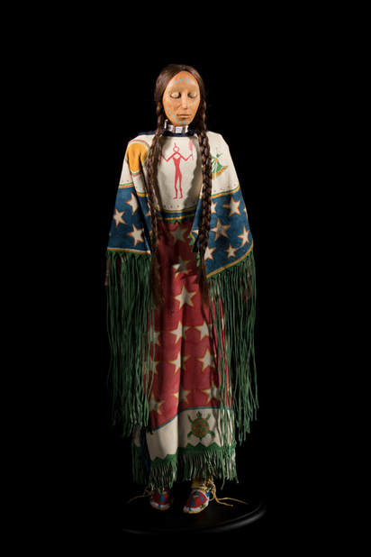 Rhonda Holy Bear, Ghost Dance Doll